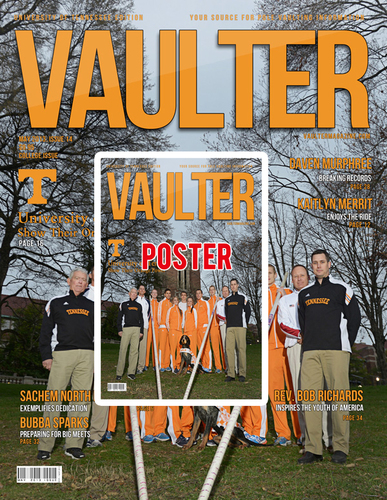 Buy a Magazine - Get Poster for $20 - That's $5 Off