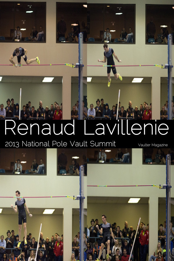 """12"""" x 18"""" Poster of the Renaud Lavillenie of VAULTER"""
