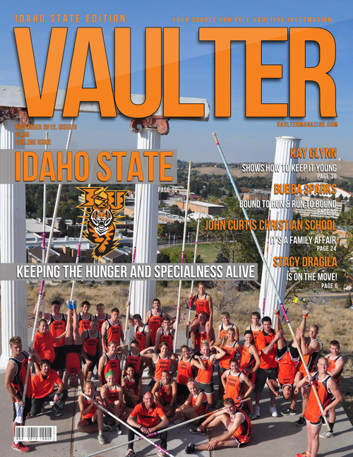 Poster of Idaho State Cover of VAULTER