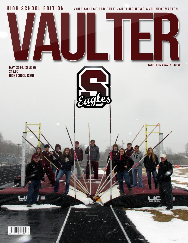 May 2014 Sidney High School Issue of VAULTER Magazine