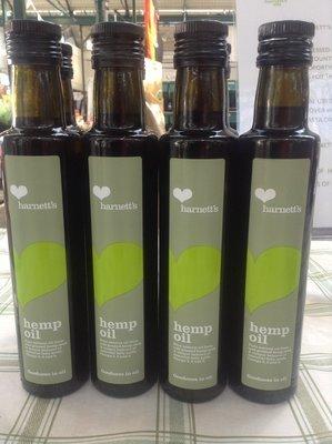Harnett's Hemp Oil