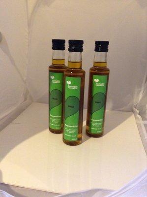Harnettt's Basil Rapeseed Oil 250ml