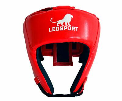 Шлем боксерский подростковый литой