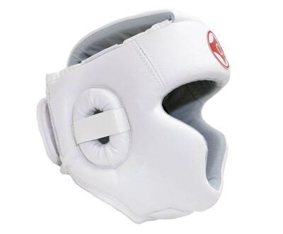 Шлем для каратэ Champion (натуральная кожа)