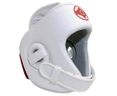 Шлем для каратэ открытый N2 (натуральная кожа)