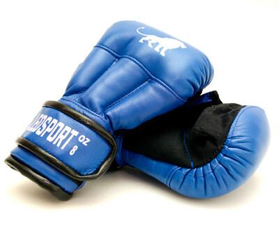 Перчатки для рукопашного боя Master (кожзаменитель)