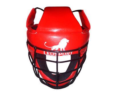 Шлем для рукопашного боя со спецстальной маской