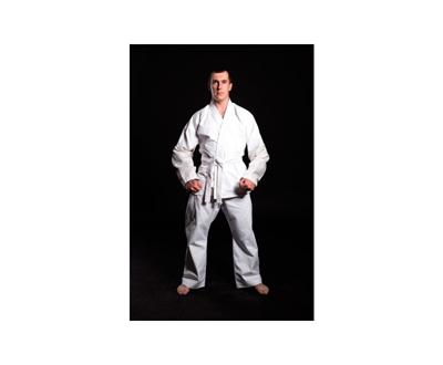 Кимоно для рукопашного боя взрослое с поясом в комплекте