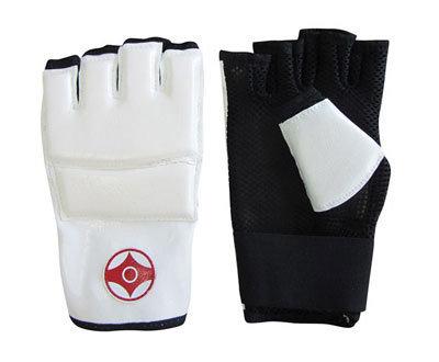 Перчатки для каратэ Киокуcинкай (экокожа) Вид 2