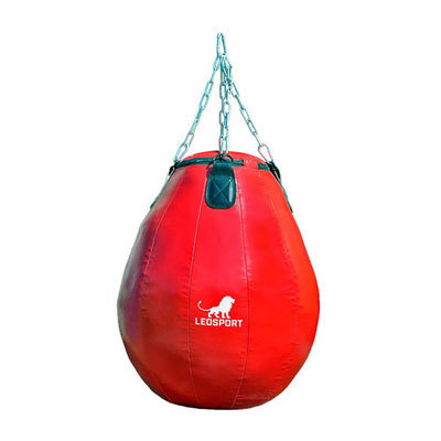 Груша боксерская «Шар» (кирза)