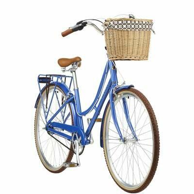 Ryedale Violet 700C Wheel 7 Speed Ladies Heritage Bike 19