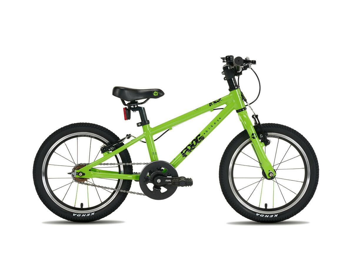 Frog 44 - Green