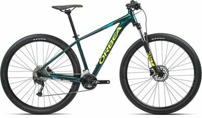 Orbea MX40 - Small Frame Ocean/Yellow 27.5