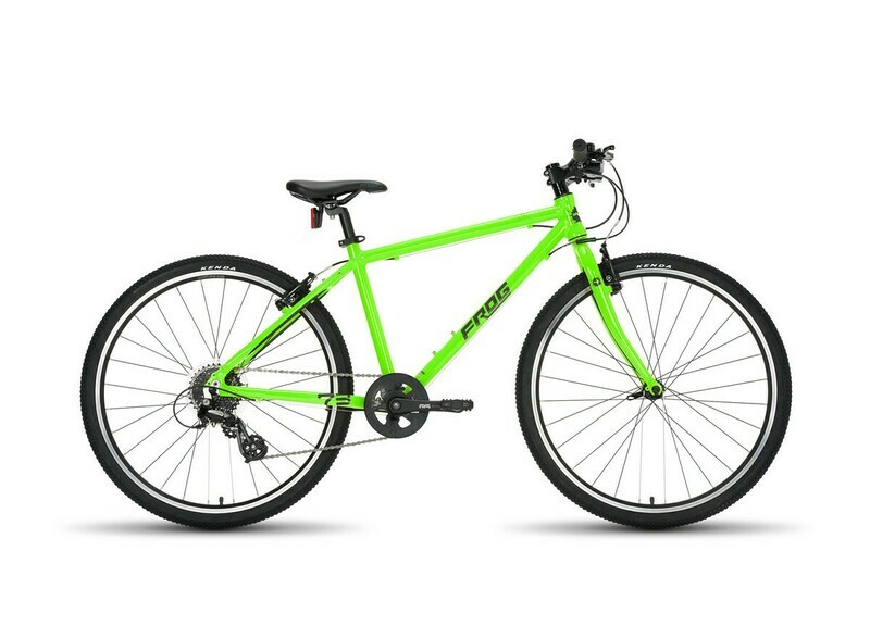 Frog 73 - Green