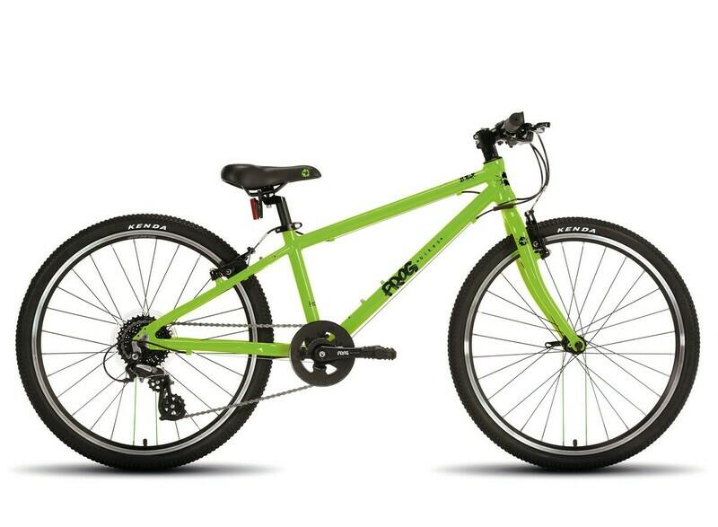 Frog 62 - Green