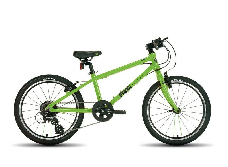 Frog 55 - Green