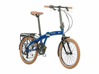 The 2021 Raleigh Stowaway Folding Bike