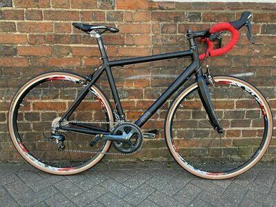 The Dorvics Domestique Road Bike - Custom build