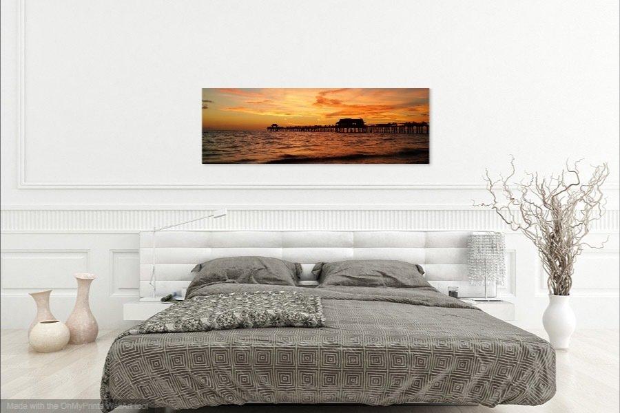 Colors of Naples - Naples Pier Sunset