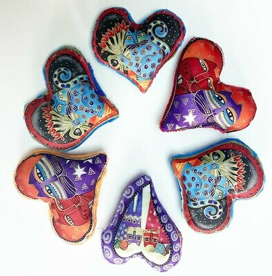 Laurel Burch Hearts