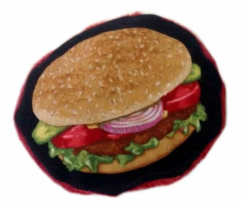 Hamburgers for Cats
