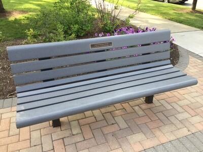 Commemorative Bench