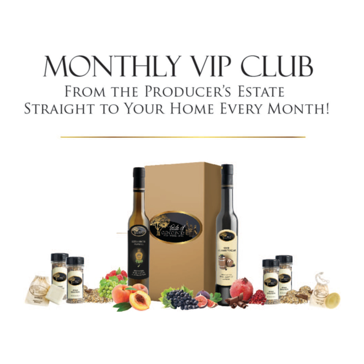 Monthly VIP Club