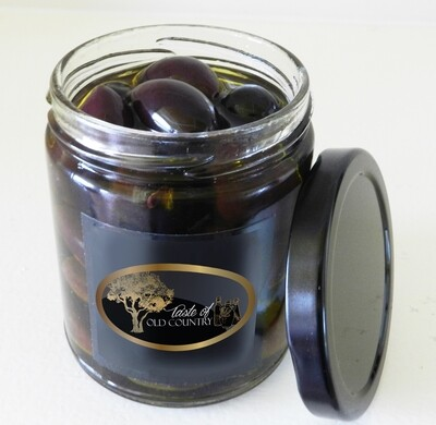 Hand Picked Kalamata Olives Infused w/ EVOO