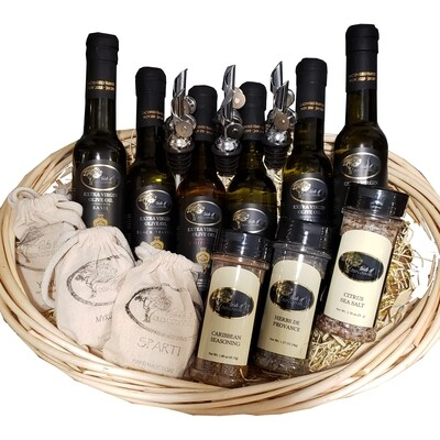 The Ultimate Foodie Gift Basket