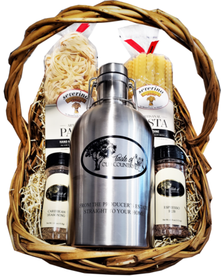 The Growler Gift Basket