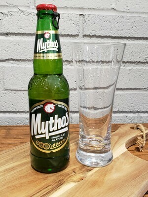 Mythos Beer - Greece