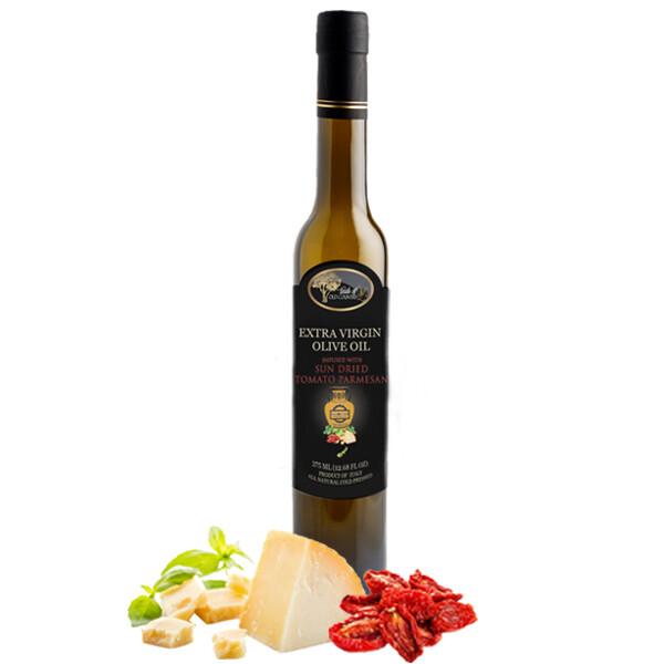 Sun Dried Tomato Parmesan Olive Oil
