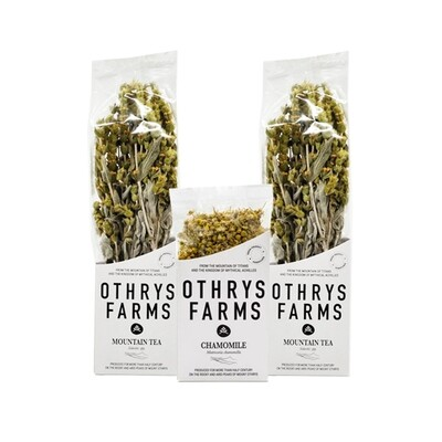 Tea & Chamomile Bundle Pack