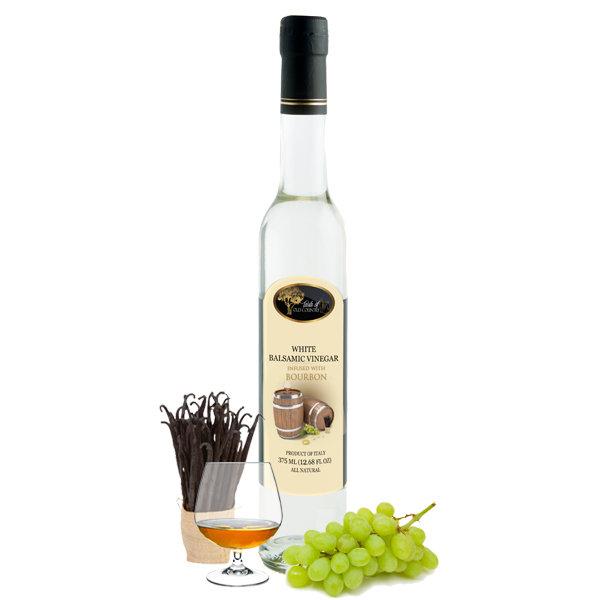 Bourbon White Balsamic Vinegar