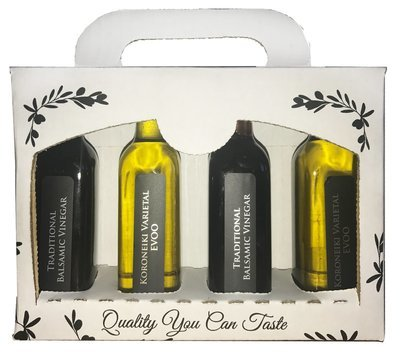 60mL 4 Pack Gift Set