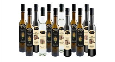 12 Bottle Case EVOO - Balsamic Combo