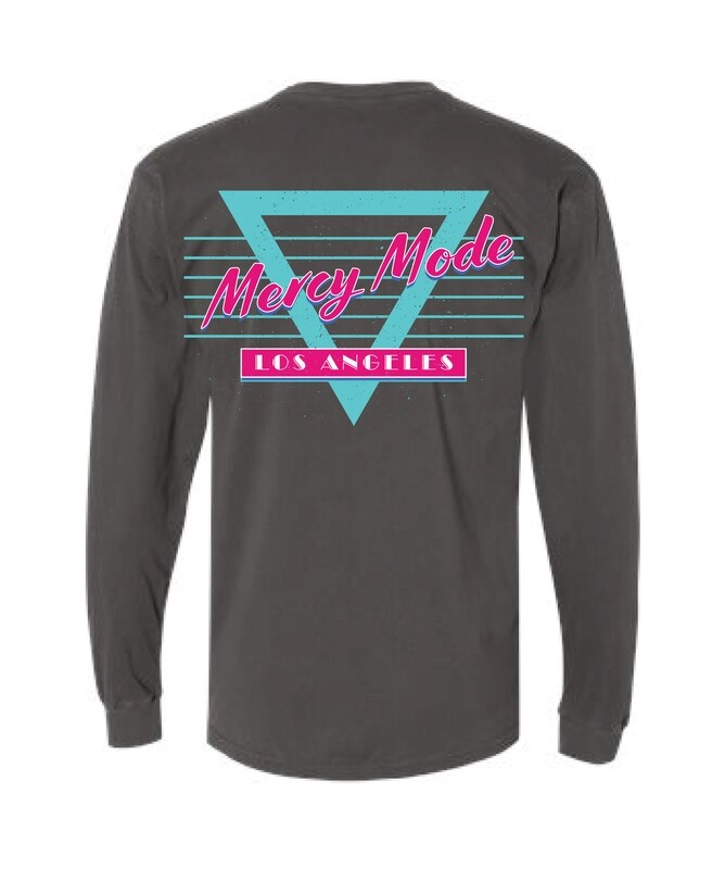 Mercy Mode Exclusive Long Sleeve Tee *VERY LIMITED*