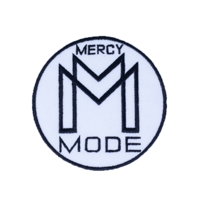 Mercy Mode Logo Patch