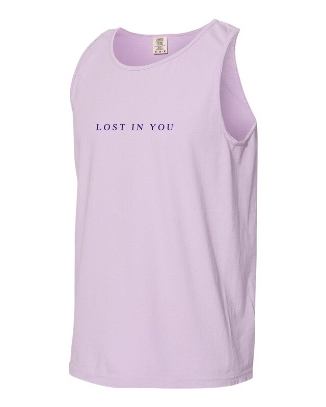 Lost In You (Music Video) Muscle Tank
