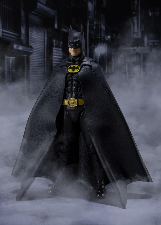 Pre Order Bandai S H Figuarts Batman 1989