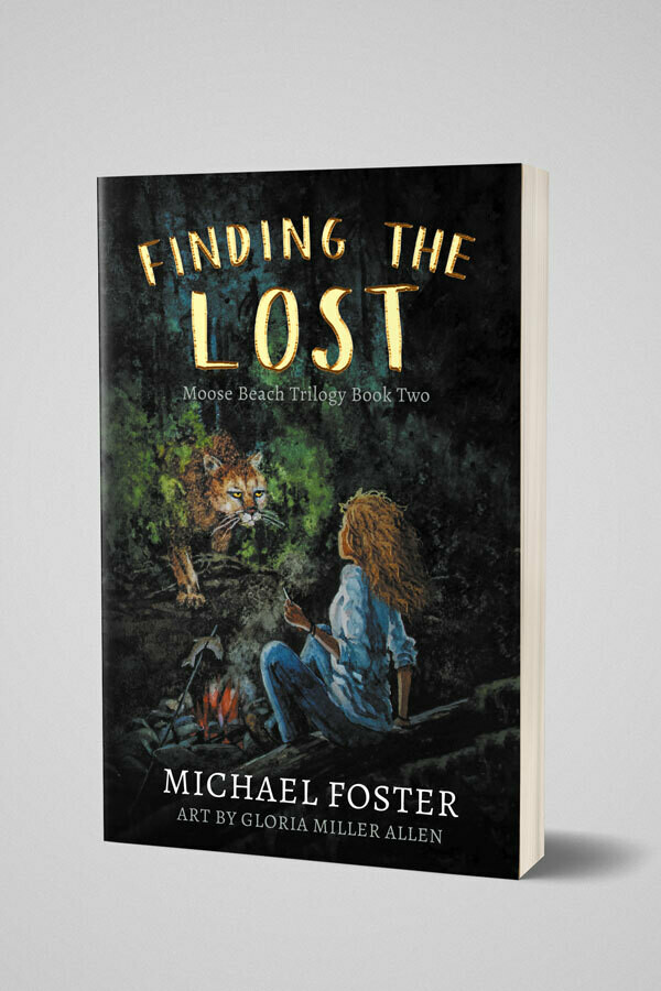 Finding The Lost: Moose Beach Book Two | Paperback