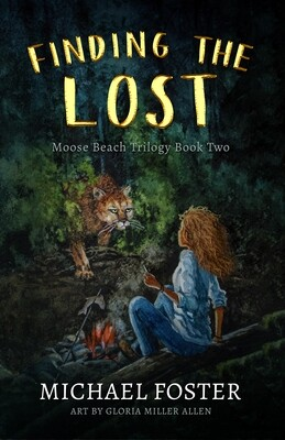 Finding The Lost: Moose Beach Book Two | Hardcover