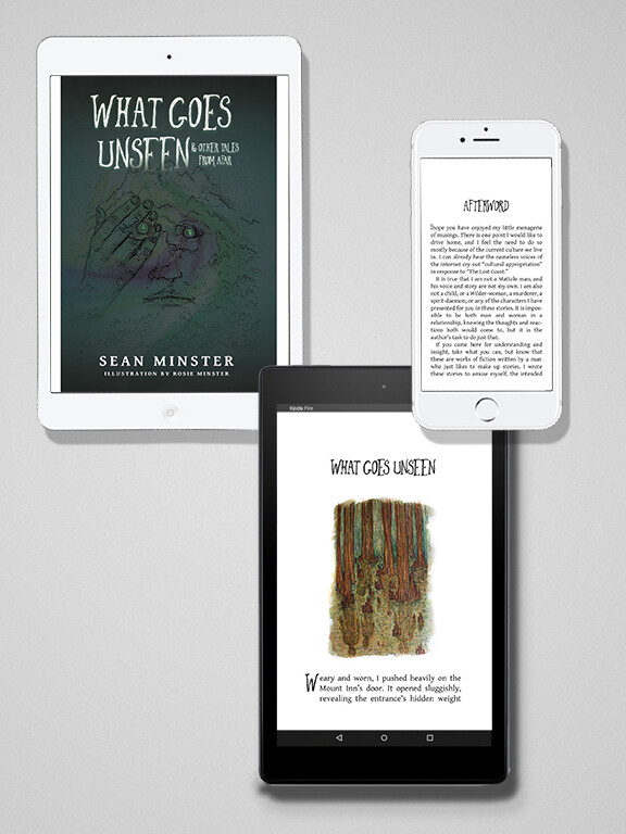 What Goes Unseen & Other Tales From Afar | Ebook