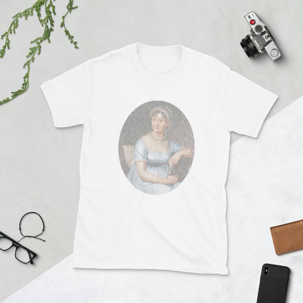 Jane Austen In Her Own Words T-Shirt