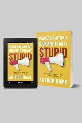 Premade Book Cover | Marketing/Business Genre