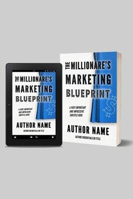Premade Book Cover | Business/Marketing Genre