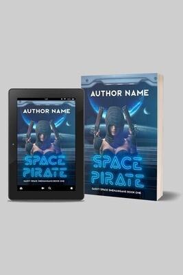 Premade Book Cover | Fantasy/Sci-fi Genre