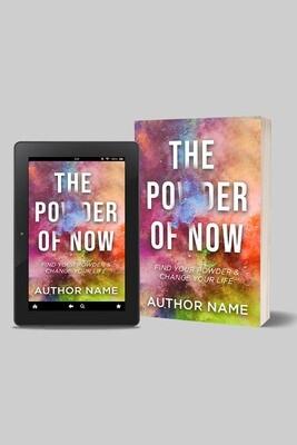 Premade Book Cover | Self-Help/Non-Fiction Genre