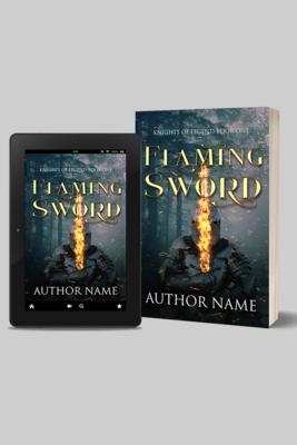 Premade Book Cover | Fantasy/Historical Genre