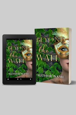 Premade Book Cover | Fantasy/Romance Genre